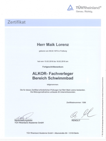 Fachverleger Zertifikat